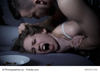 Agressiver Sex