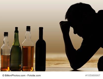 Erektionsstörungen durch Alkohol