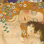 Kinderwunsch Gustav Klimt Lebensalter der Frau (1905)
