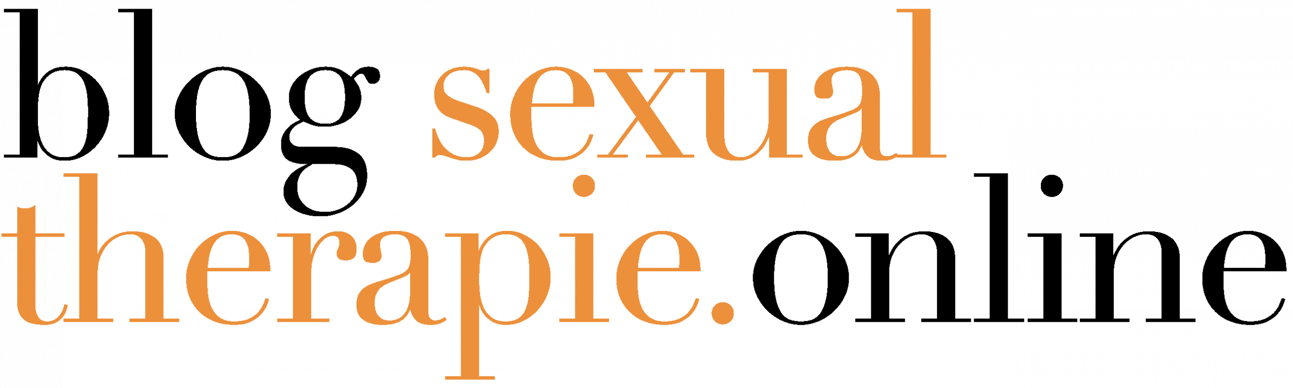 Blog Sexualtherapie Online